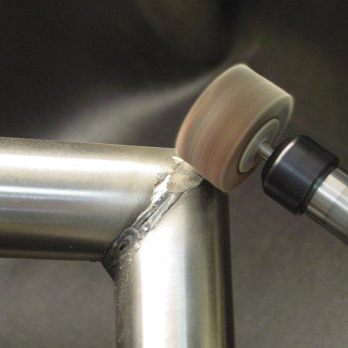1 Stk | Fächerschleifer SFL universal 60x30 mm Schaft 6 mm Korund Korn 60 Schaltbild