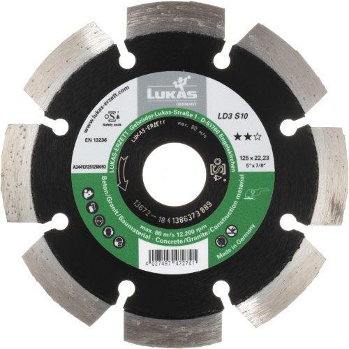 1 Stk | Diamanttrennscheibe LD3 S10 für Stein/Beton/Asphalt Ø 350 mm Benzin-Trennschneider Artikelhauptbild