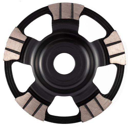 1 Stk | Diamantschleiftopf DST S6 universal Ø 115 mm für Winkelschleifer Produktbild