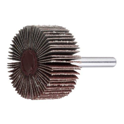 1 Stk | Fächerschleifer SFL universal 60x30 mm Schaft 6 mm Korund Korn 60 Produktbild