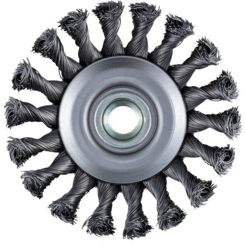 1 Stk | Kegelbürste BKSZ universal 100x13 mm für Winkelschleifer gezopft Artikelhauptbild
