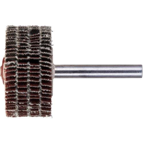 10 Stk | Fächerschleifer SFB universal 40x20 mm Schaft 6 mm Korund Korn 80 Artikelhauptbild