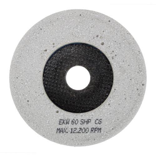 5 Stk   Polierteller P6PT Ø 115 mm Medium für Winkelschleifer flach Kompaktkorn Produktbild