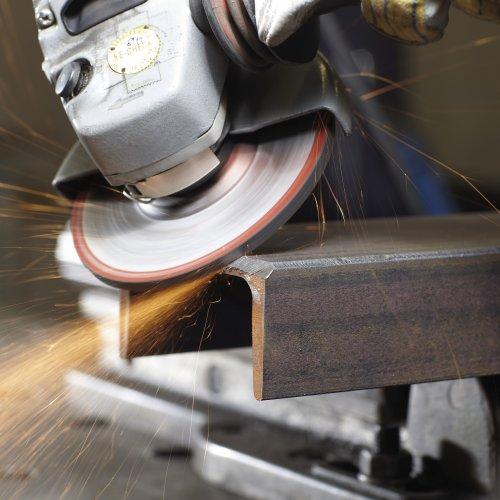 1 Stk | Schruppscheibe T27 für Stahl 230x6 mm gekröpft | für Winkelschleifer | A24/30T-BF Schaltbild