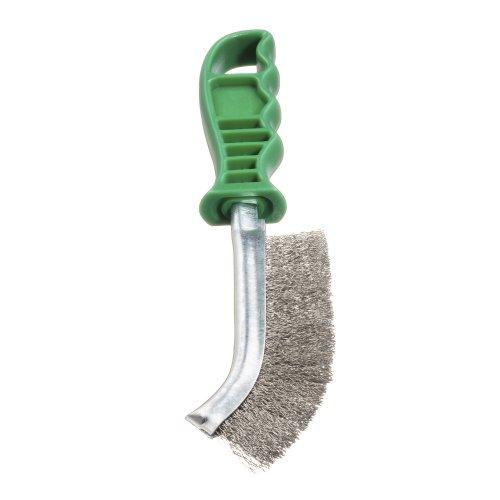 1 Stk   Handbürste-Drahtbürste BHUV für Edelstahl 265x25 mm gewellt Produktbild