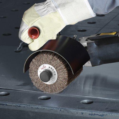2 Stk | Schleifwalze LWM universal 100x50 mm mit Bohrung 19 mm | Korund Korn 280/240 Schaltbild