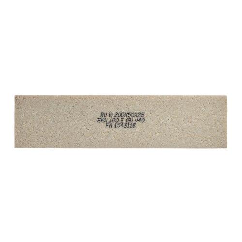 5 Stk | Rutscherstein RU 5 | 150x20x16,5 mm Edelkorund Produktbild